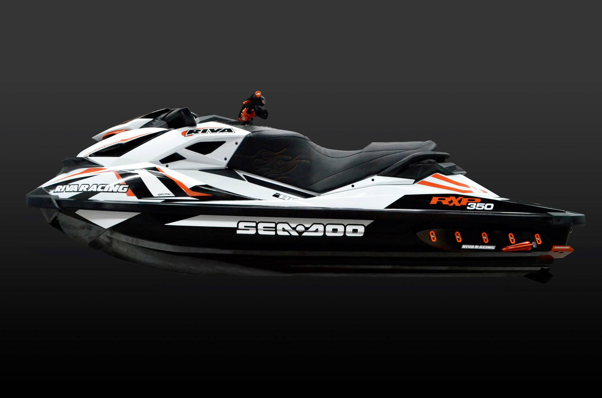RIVA Racing Sea Doo RXP X 350 2016 petici³n Motos de agua