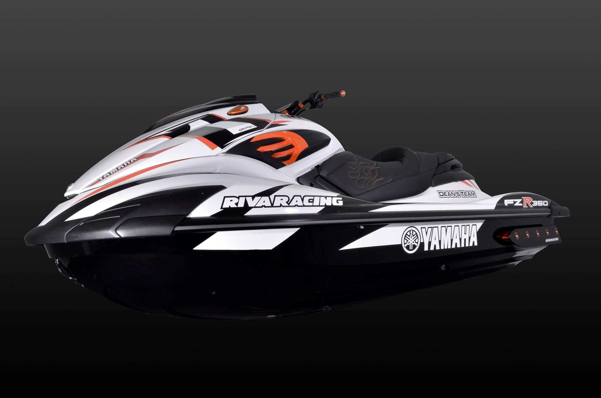 RIVA Racing Yamaha FZR 350 2016 petici³n Motos de agua